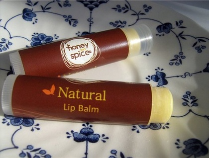 Natural (Cocoa Butter)  Lip Balm