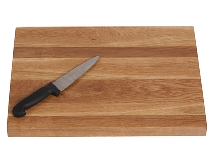 Large Chopping Board - Made from White Oak- FREE SHIPPING
