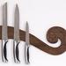 Koru - Magnetic Knife Holder