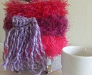 Pretty in Pink Coffee Pot Wrap Cosy