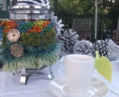 Forest Sunset Coffee Pot Cosy
