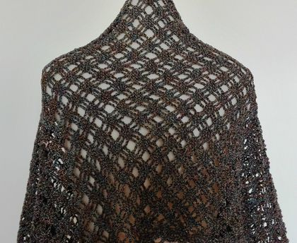 All that Glitters Scarf/Wrap