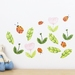 Ladybirds wall decal – medium