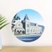 Canterbury Museum small dot wall decal by Ira Mitchell-Kirk