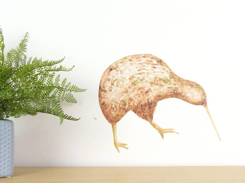 Kiwi medium wall decal