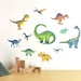 Dinosaur wall decal – medium