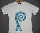 Celtic spiral tee