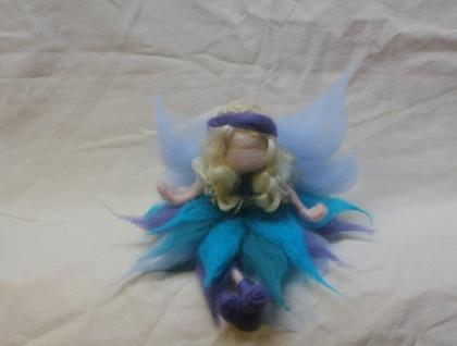 Blue Princess Fairy