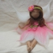 Pink Brunette Fairy