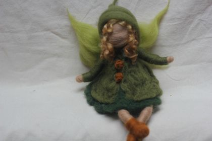 Green Forest Pixie