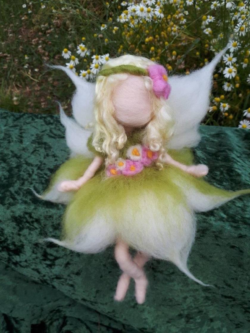 Green Spring Fairy