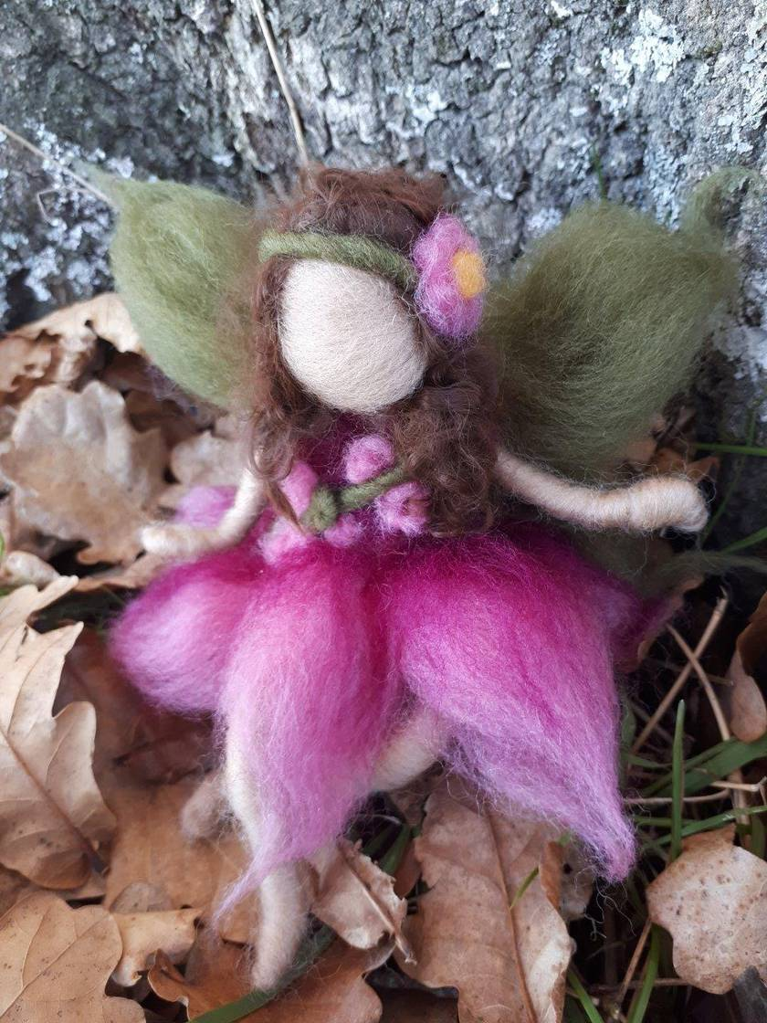 Little Raspberry Fairy