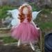 Pink Redhead Fairy