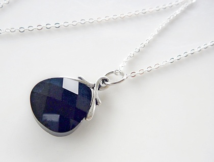 Swarovski Crystal - Jet Black Beauty