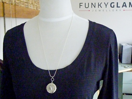 Funky Locket - Buzzy Bumble Bee