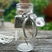 Vial of Wishes - Glass cutie with good luck charms