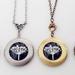 Dandelion Wish Locket - Choose your style - Memory Keeper