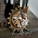 The Wee Bee Petite, Steampunk Inspired - Timeless Relic