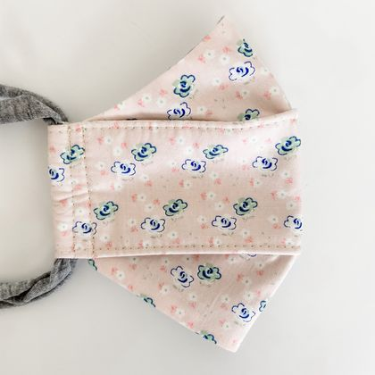 Reusable Fabric Face Mask - Adult Size