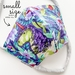 Classic Style Reusable Fabric Face Mask - Small/Child Size