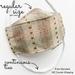 3D Style Reusable Fabric Face Mask - Regular Size