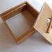 New Zealand Kauri jewellery box #3