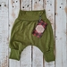 Frankie Raine 100% Premium ZQ Merino Harem Pants