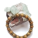Mens bracelet - Wood Grain jasper