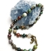 Balance and Harmony - Indian agate bracelet or choker. - Made to order.