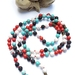 Grounded in Joy -108 bead hand knotted mala