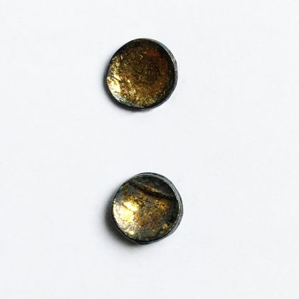 GRAPHIC WORK – CONCAVE DOT - Earrings