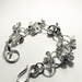 Wild flower Circle Chain Bracelet