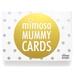 Mimosa Mummy Milestone Cards