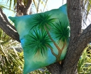Cushion Cover - Cabbage Tree