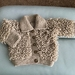 BABY'S LOOPY CARDIGAN