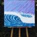 Open oceans - original ocean art
