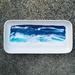 Beach theme Ceramic serving platter