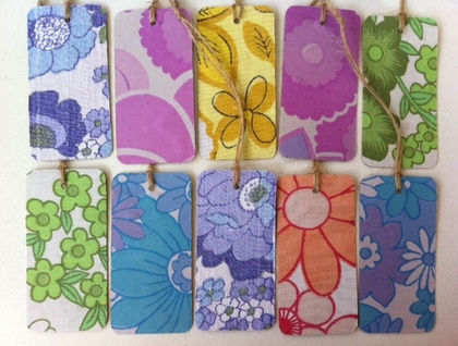 Wedding Gift Tags Nz : ... luggage tag gift labels or wedding/ party place cards! ReTrO WrApPiNg