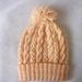 100% Merino Beanie Hat - 3-6 months