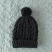 100% Merino Beanie Hat - 6-9 months