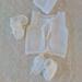 Prem-Newborn 100% Merino Set - White
