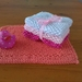 100% Cotton Knitted Baby Face/Wash Cloths