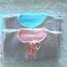 100% Merino Tie Front Cardi 3- 6 months