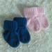 Hand Knitted Merino Baby Socks-
