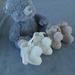 100% Merino Hand Knitted Booties- Newborn