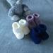 100% Merino Knitted Booties-Newborn-3 months