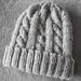 Babys First Beanie- 100% Merino Wool 0-3 mths