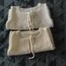 100% Merino Hand Knitted Vests-Newborn x2