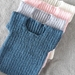 Newborn Hand Knitted Merino Singlets