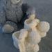 Hand Knitted Merino Booties-Newborn